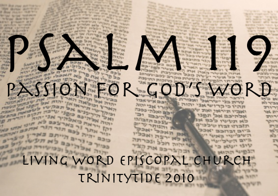 The Word: Knowledge of God's Goodness