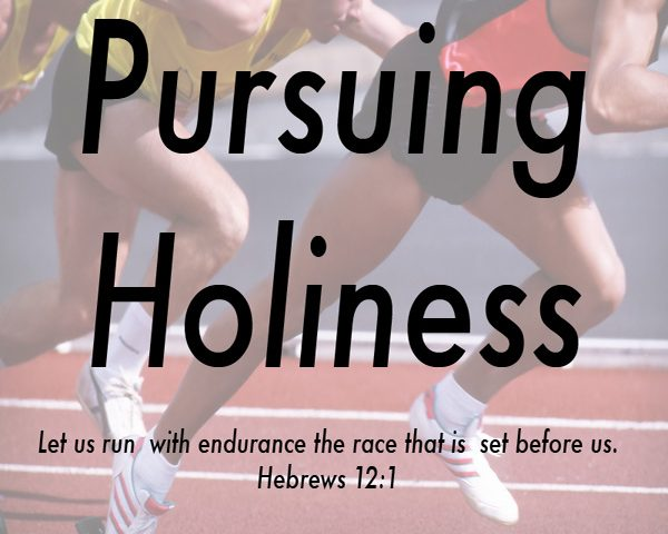 Holiness in an Unholy World